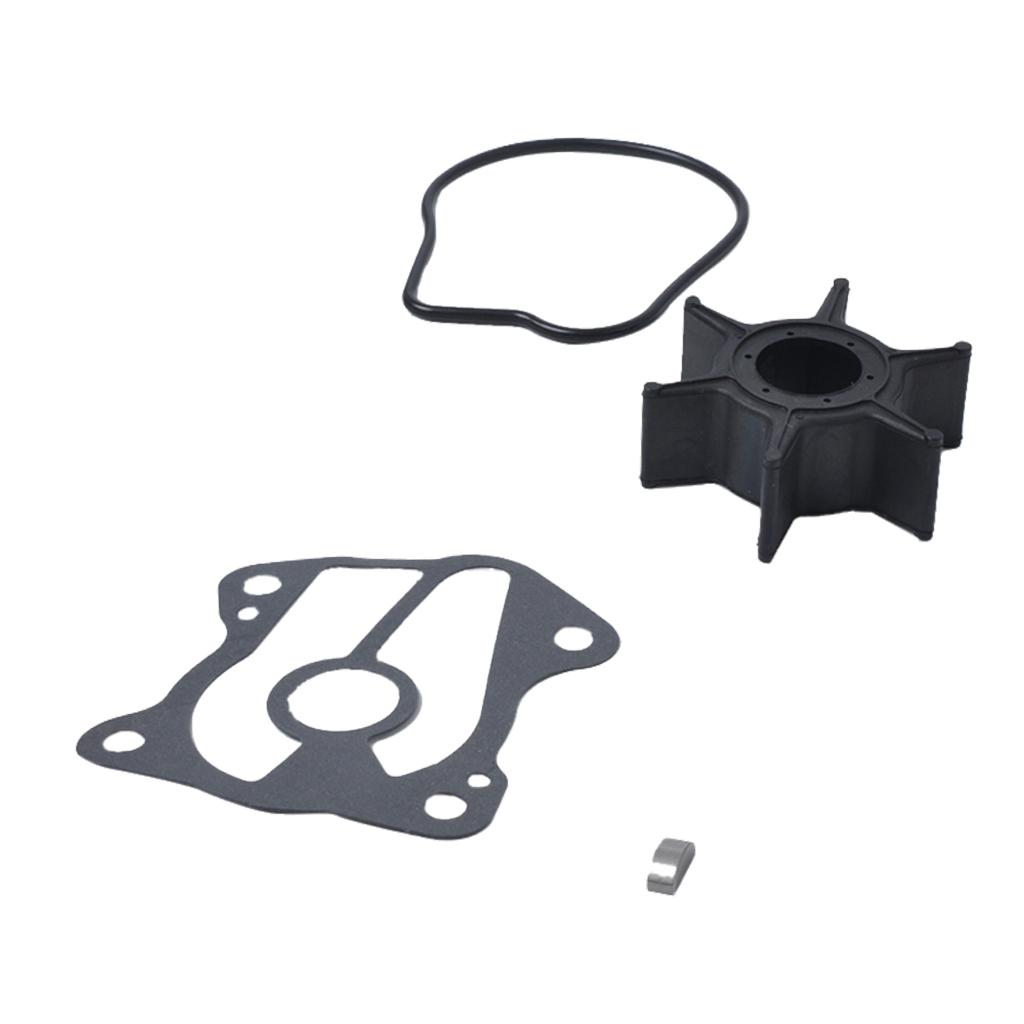 Water Pump Impeller Kit for Honda (BF25 & BF30) Replaces 06192-ZV7-000