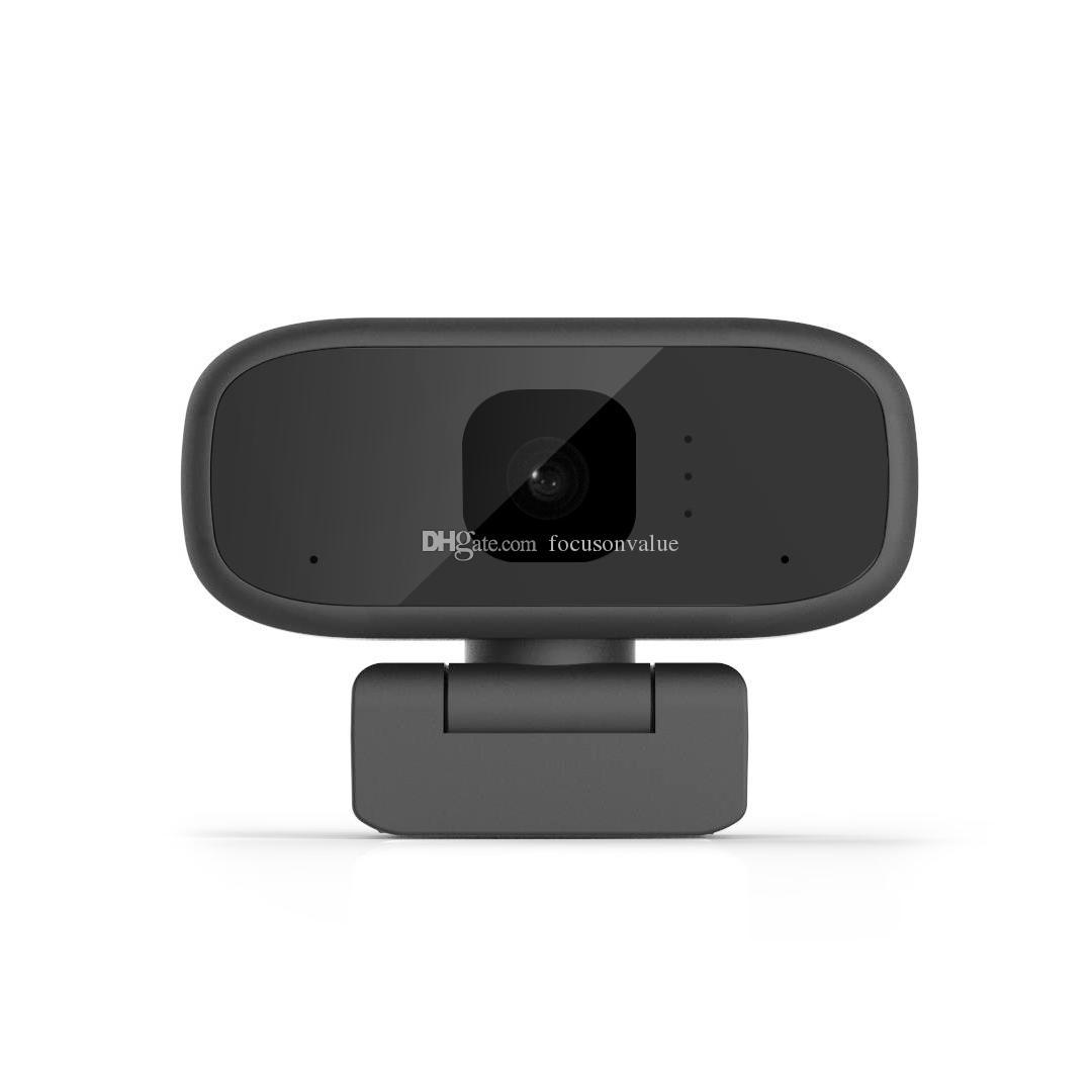 Full HD 720P USB Webcam Build-in Sound assorbimento e riduzione del rumore del microfono flusso portatile Camera per la macchina fotografica desktop computer portatili PC Gioco