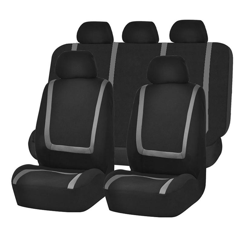Universal Car Seat Cover Polyester Fabric Automobile Seat Covers Vehicle Seat Protector Interior Accessories Slipcovers For Car Seats Super Cheap Car Seat Covers From Arjunxu 16 57 Dhgate Com