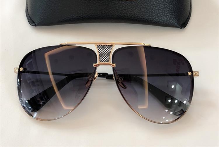 2020 عالية الجودة للجنسين خفيفة الوزن طيار نظارات شمس UV400 HOTSALE 2080star على غرار 52-12-136 مع كامل مجموعة حدة FREESHIPPING