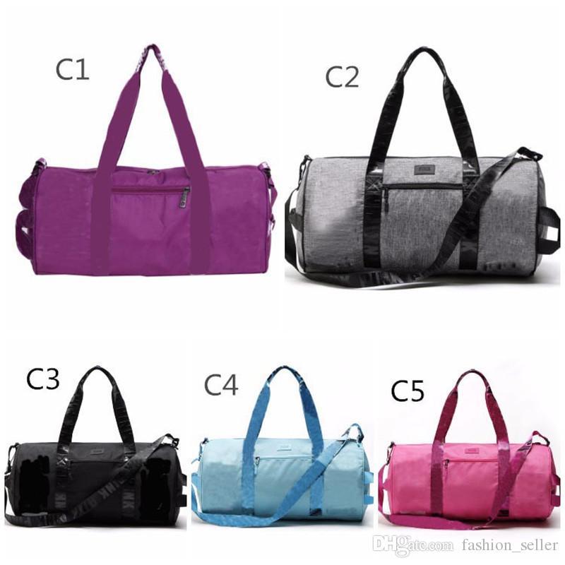 Fashion Women & Men Handbags Travel Bags Beach Bag Duffel Shoulder Bags Large Capacity Waterproof Adult Fitness Yoga Bags