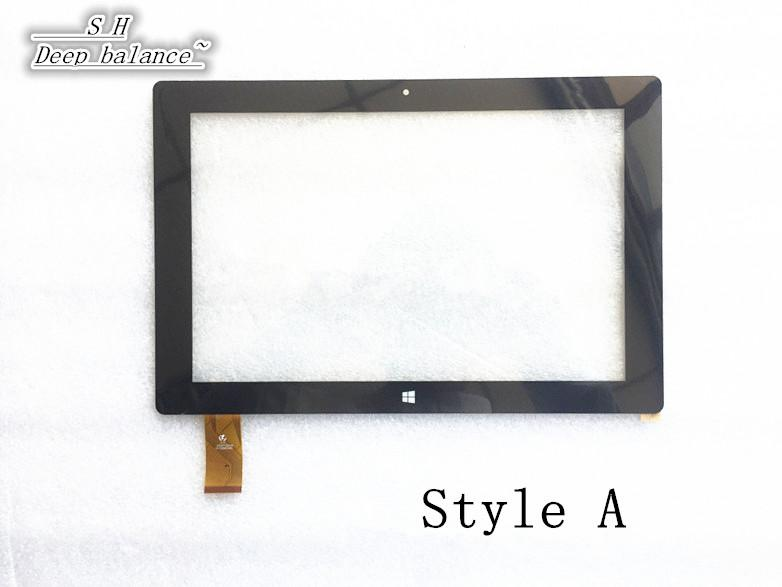 New 10.1 inch   HK10DR2590  Touchscreen Panel  For Tablet