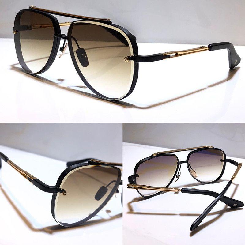 Erkekler ve Kadınlar için Güneş Gözlüğü Yaz Stil M Sekiz Anti-Ultraviyole Retro Plaka Oval Tam Çerçeve Moda Gözlükler Rastgele Kutu