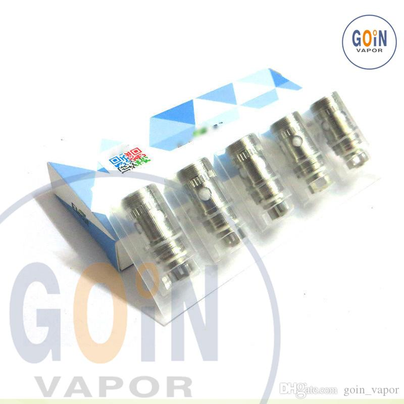Replacement Coil 2 generat For 2/s Atomizer 0.3ohm/0.5ohm Ec Head Coil For S/2 Vaporizer Coil For S/2/melo/lemo 3/pico 75w