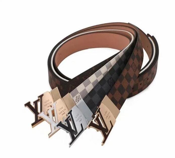 cinture di marca cinture di lusso per uomo tendone fibbia della cintura dei mens cinghie di cuoio trasporto libero all'ingrosso
