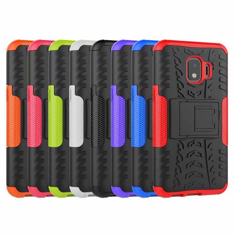 Чехол для Huawei Mate 30 20 Pro Galaxy J2 Core Motorola one power Dazzle противоударный прочный гибридный броня жесткий пластик PC + TPU двойной тяжелый чехол
