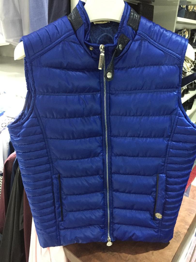 couture italiana nuovo stile gilet in cotone giacca invernale di alta qualità, trasporto libero