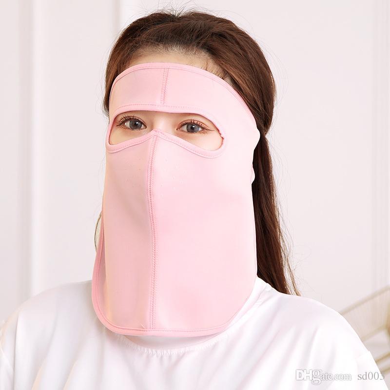 Máscaras Moda Neck protectora protetora faixas elásticas Pure Anti Cor poeira e vento Pára-respirador Mascherine Boca Máscara Em armazém 3 08ry E1