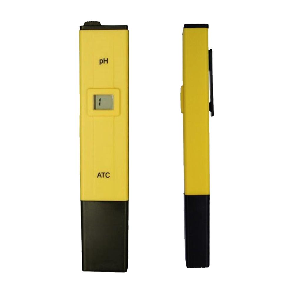 Dijital PH Metre Kalem Tester Akvaryum Havuz Suyu Kozmetik Deney Için Elektrik Test