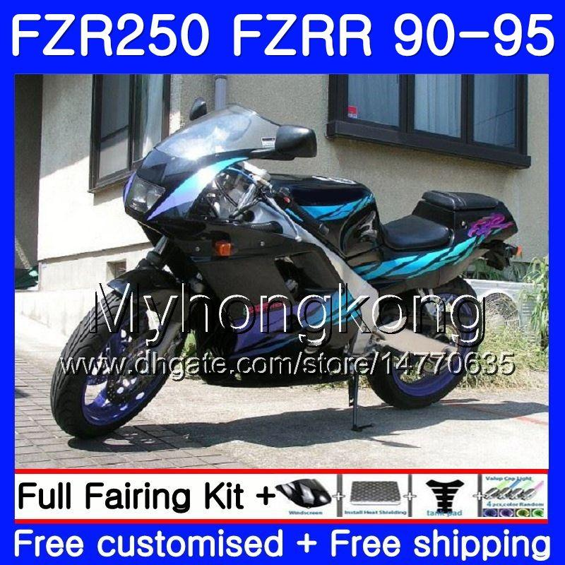 FREE P/&P Yamaha FZR600 1994-1995 Front Wheel Bearing Set