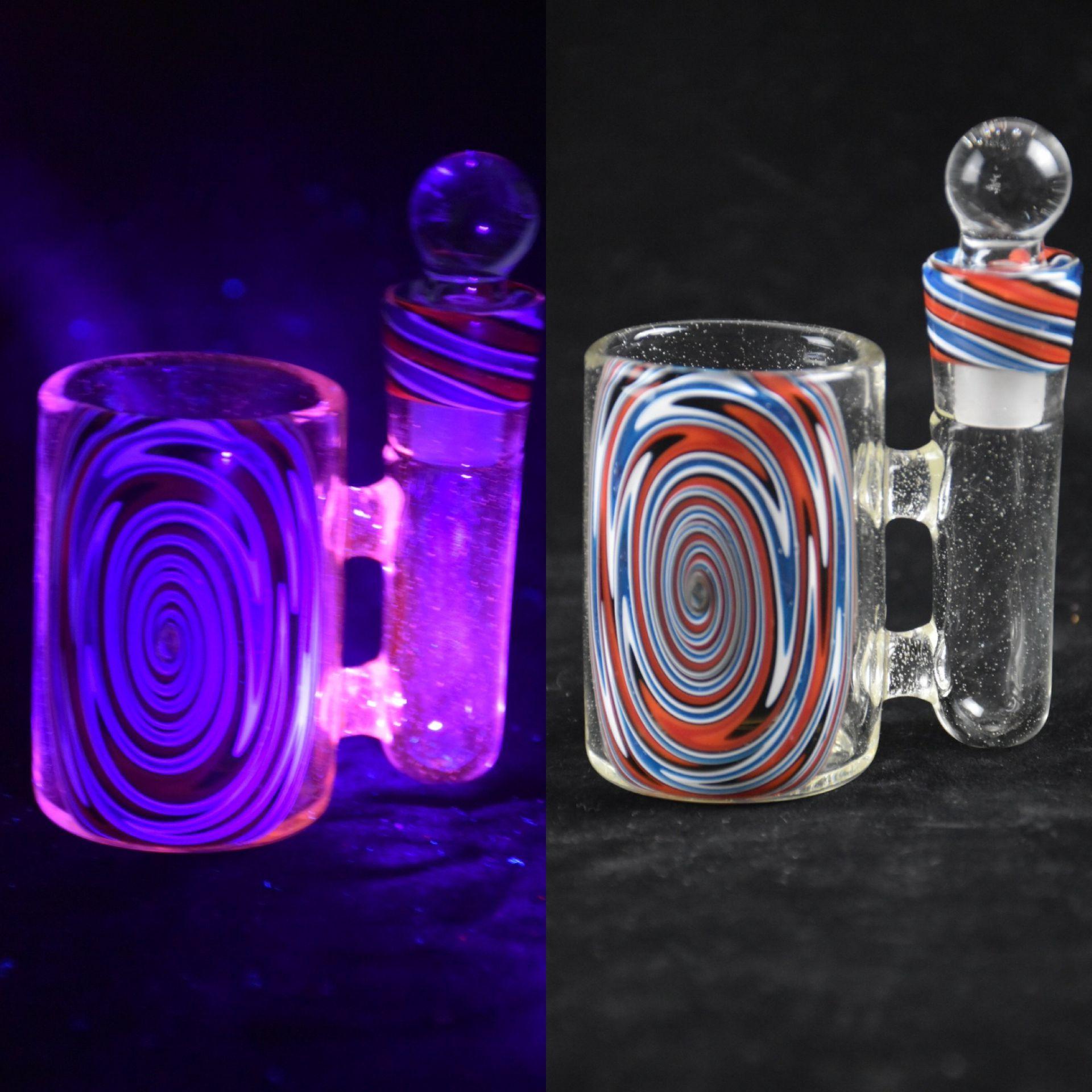 2020 neue US-Glas Verzerrung qtip ISO jetzt nur rosa UV direkt ab Werk weltweite Lieferung