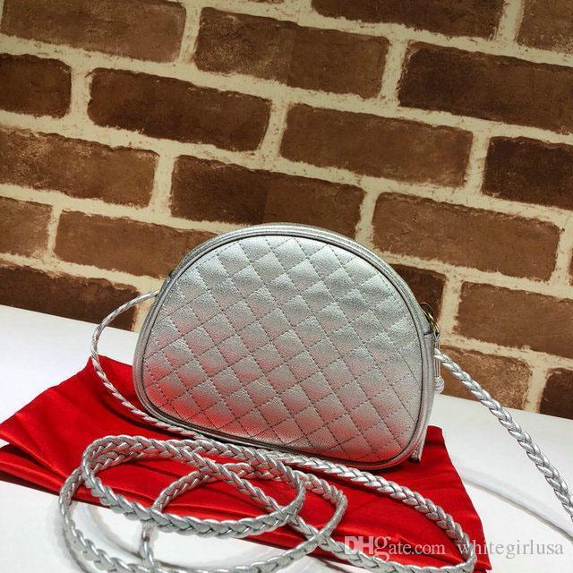 Oreiller Offre Casual marques célèbres sacs à bandoulière véritable sac à bandoulière de mode sac à main en cuir dames de haute qualité en argent classique