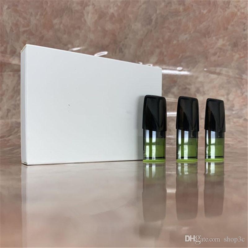 Pods vazios Compatível com Kit de bateria Relx da fábrica diretamente com Pod de alta qualidade com caixa de varejo