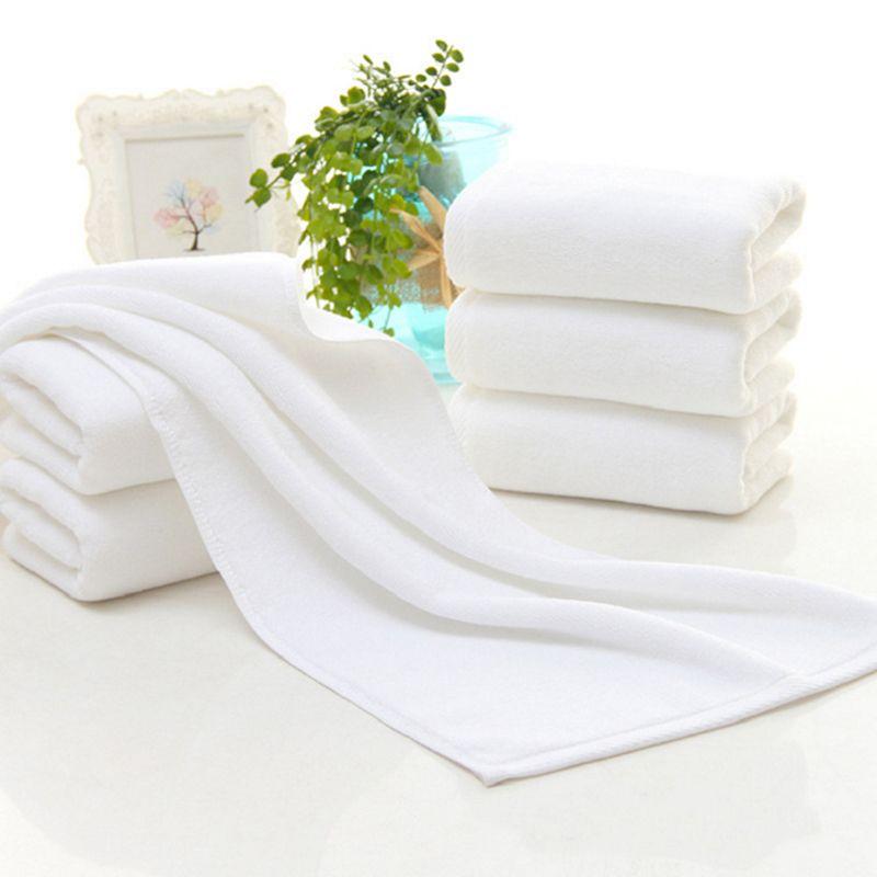 1 шт. Главная Гостиница хлопок банное полотенце мочалка 16 высокое качество спираль хлопок Белый специальное полотенце мягкий абсорбент практичный Оптовая продажа