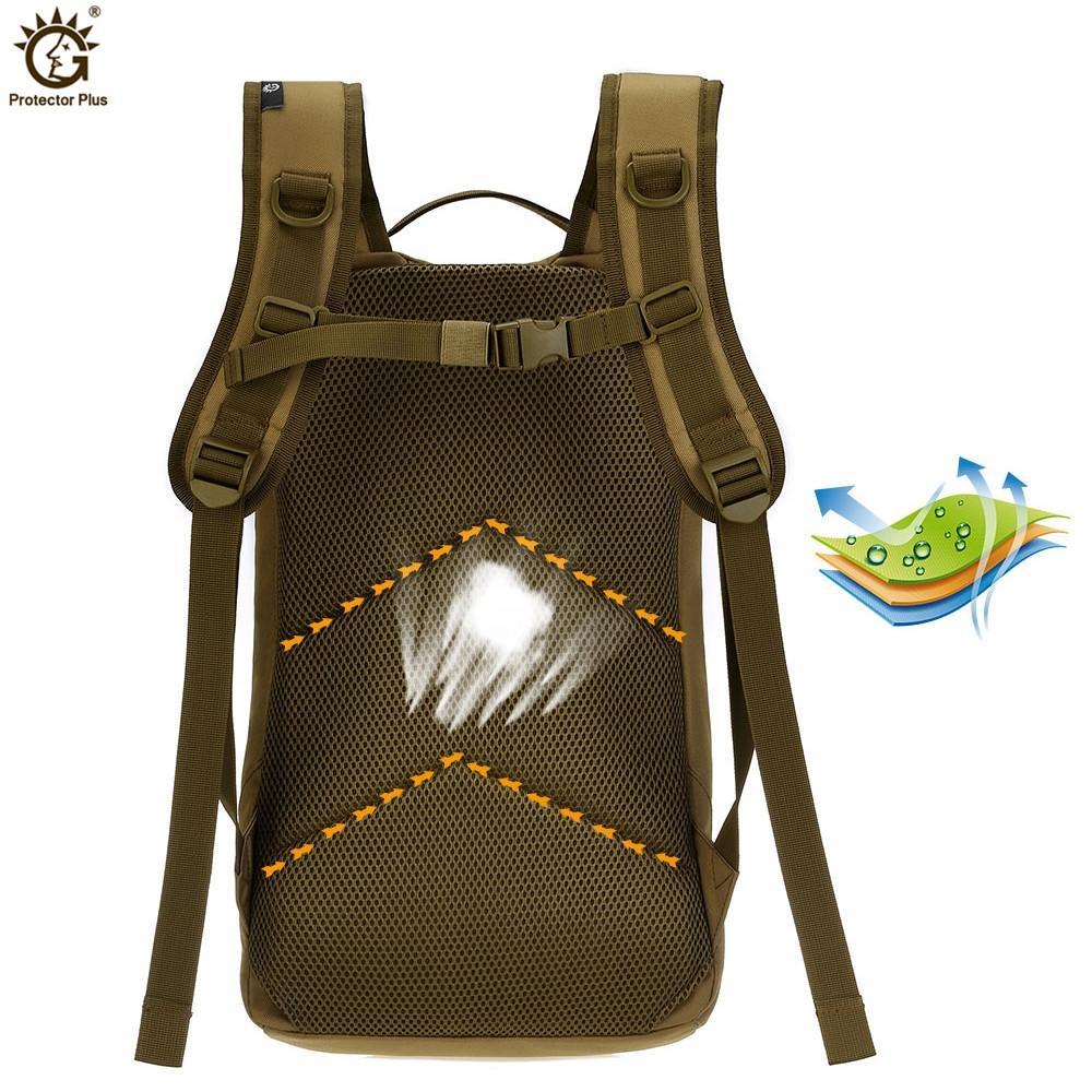 25L Tactical Backpack 1000D Nylon militar do exército Molle Caminhadas Bicicleta Mochilas Outdoor Sports Ciclismo Escalada Camping Bag