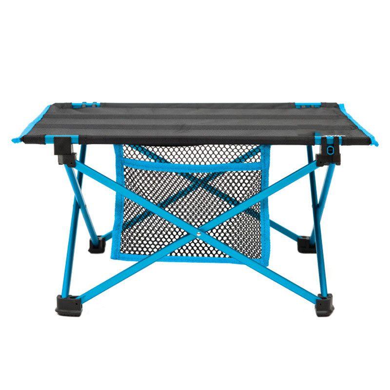 Tables Outdoor Mini Folding Table Ultra Light Portable Barbecue Picnic Table Aluminum Tea Table Bed Computer Desk