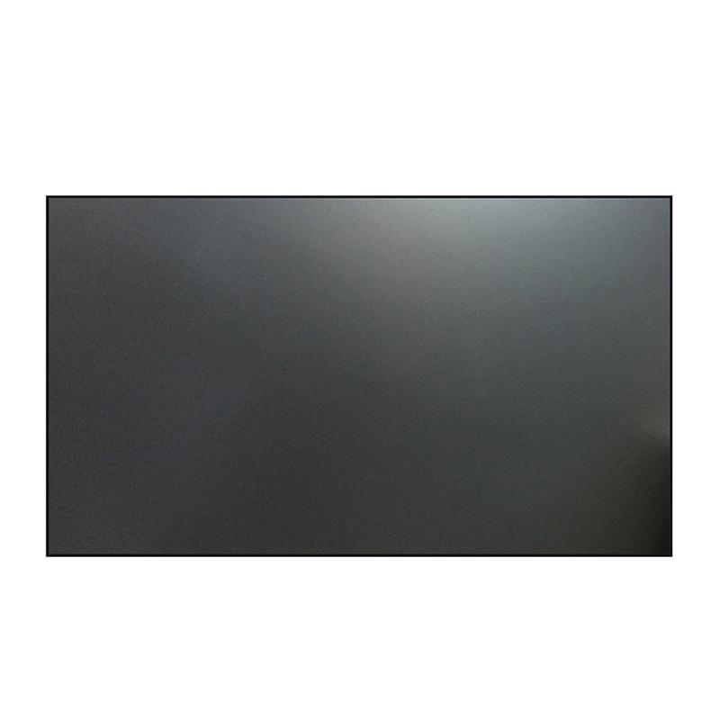"Freeshipping Ambient Light Rejecting ALR Projection Screen 80"" 90"" 100"" 120"" Ultra-thin border Frame Best Design for UST projectors"