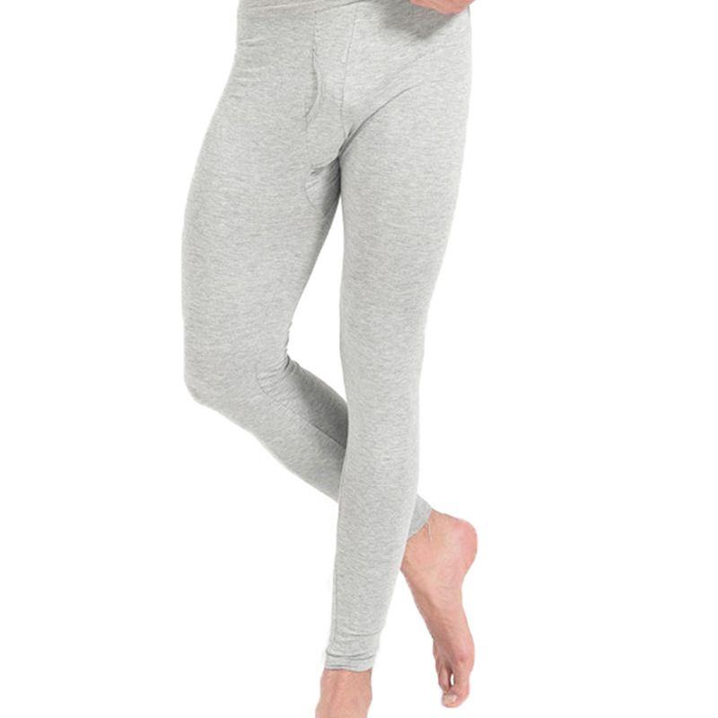Pantaloni da uomo in cotone autunno Pantaloni da uomo a vita media elastici morbidi e traspiranti