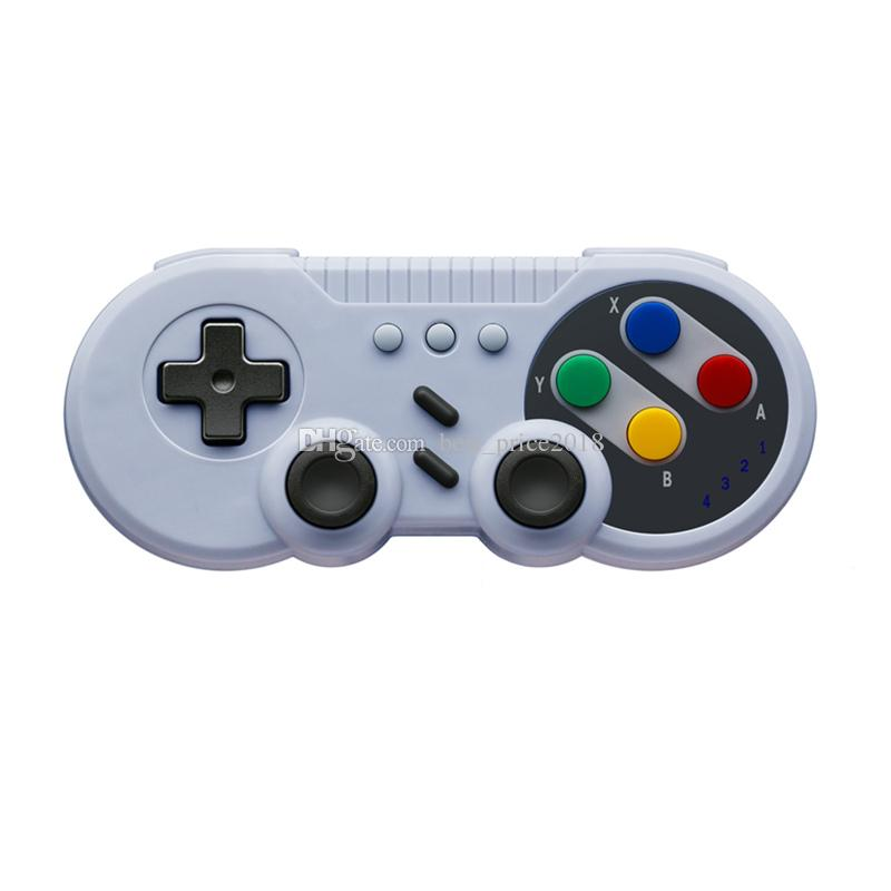 Bluetooth Wireless Gamepad Controller Joystick for Nintendo Switch Pro Windows pc Mac OS Android Rumble Vibration Controls Free DHL
