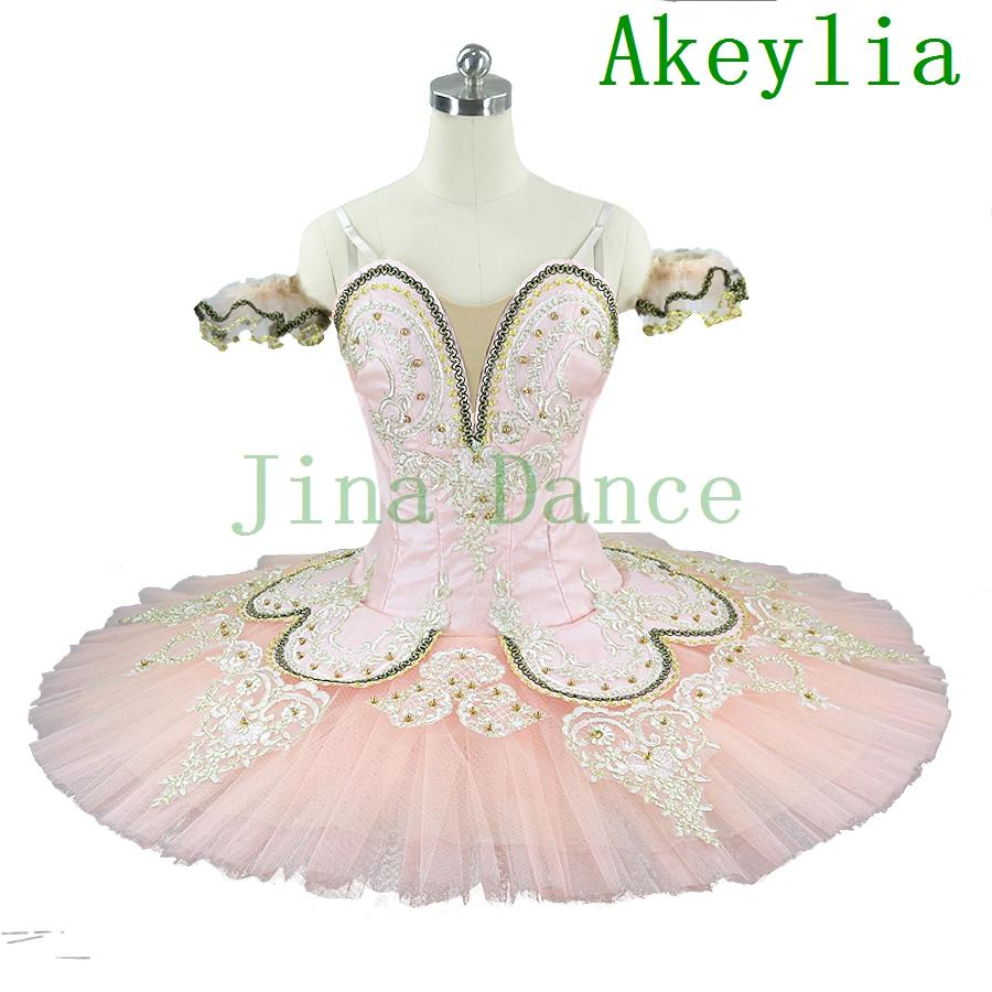 Sleeping Beauty Pink Adult Professional Ballet Tutu Girls Classical Ballet Tutu blue Professional Tutus Adult Tutu Ballet peach