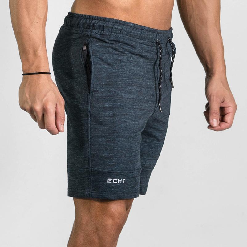 Eehcm Haute Qualité Coton Hommes Shorts Été 2017 Plage De La Mode La Poche Fermeture Éclair Garnir Court Pantalon Vente Chaude Y190508