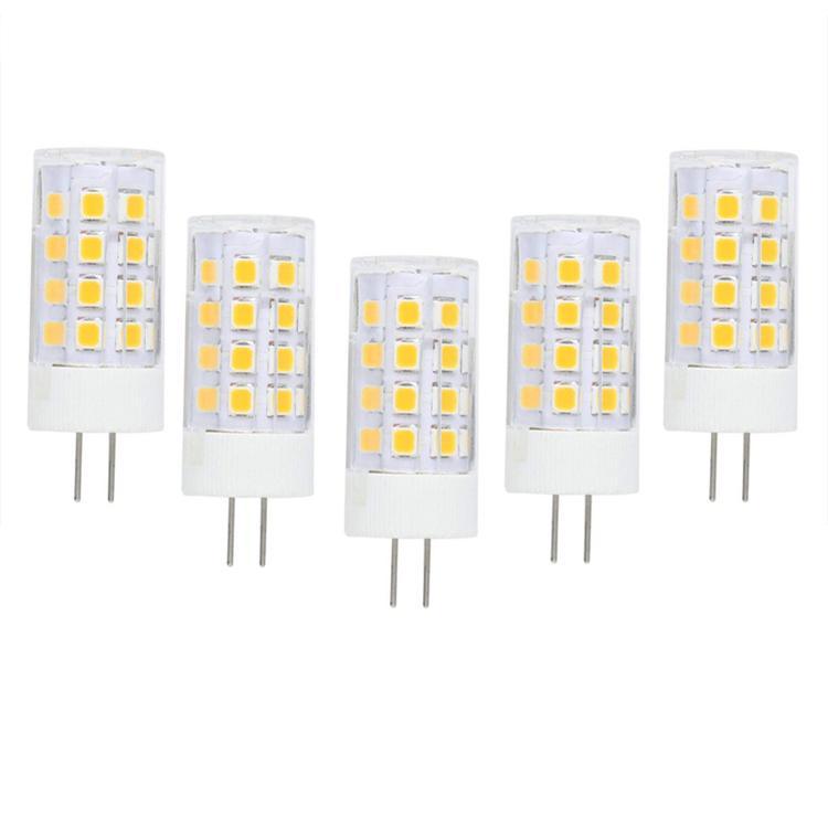 Bombilla G9 G4 bombilla LED de 3W 5W 7W 9W LED AC220V 110V SMD 2385 Faro de la lámpara de iluminación REPLCE alta calidad