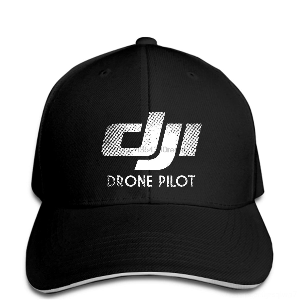 Fashion Kid Boys Girls Baseball Cap Drone Pilot Adjustable Flat Hip Hop Cap Sun Hat