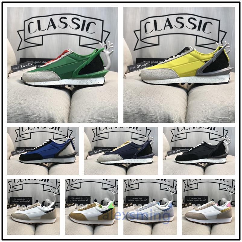 Nike Air Daybreak SP 1979 CK2351 Hot venda Boa Qualidade Sapatos casuais Sacai LDV Waffle Homens Mulheres Running Shoes Tripe Daybreak Trainers Varsity TN PLUS sapatilhas 36-45