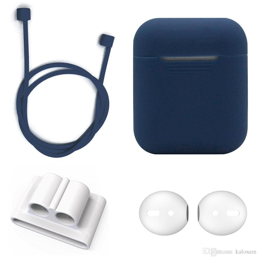 2020 Case For Airpods 2nd Generation Earbuds Wireless Charging
