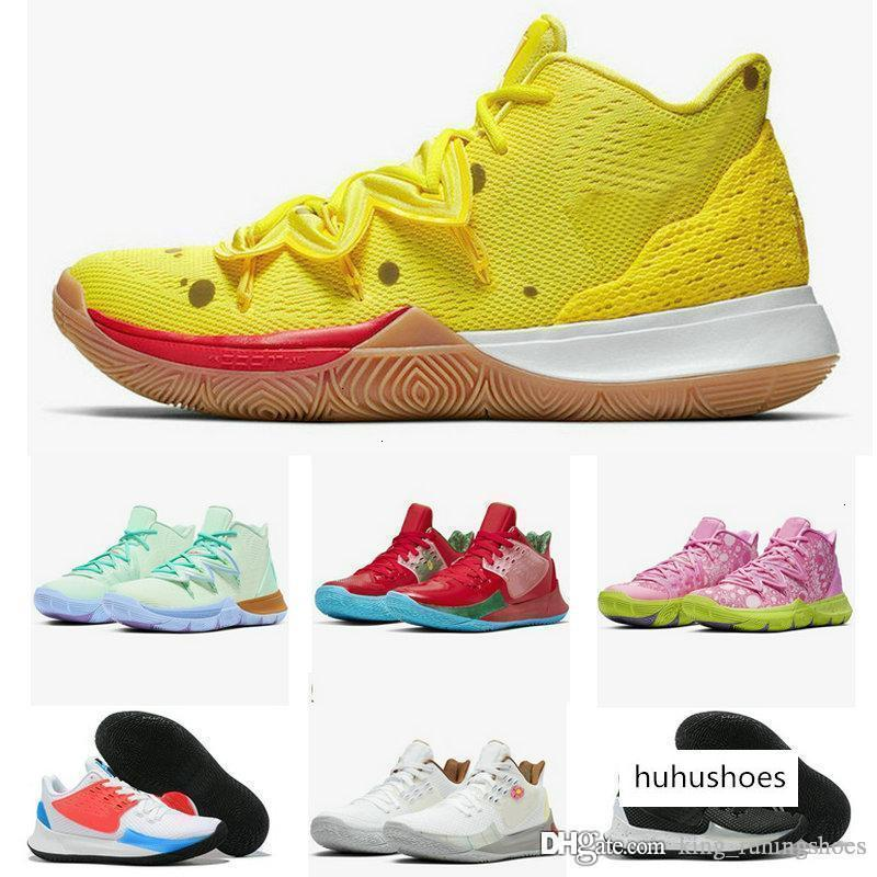 Kyrie 5 Men Women Kids Basketball Shoes