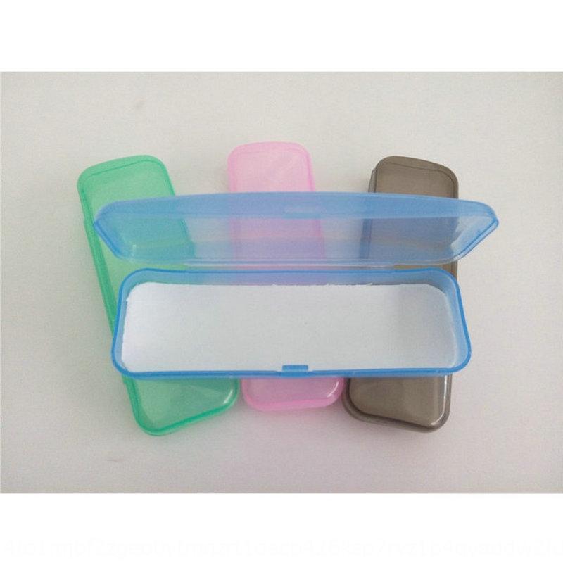 Plastica trasparente rigido stoccaggio presbiopia caso miopia stoccaggio caso occhiali occhiali box anti-pressione