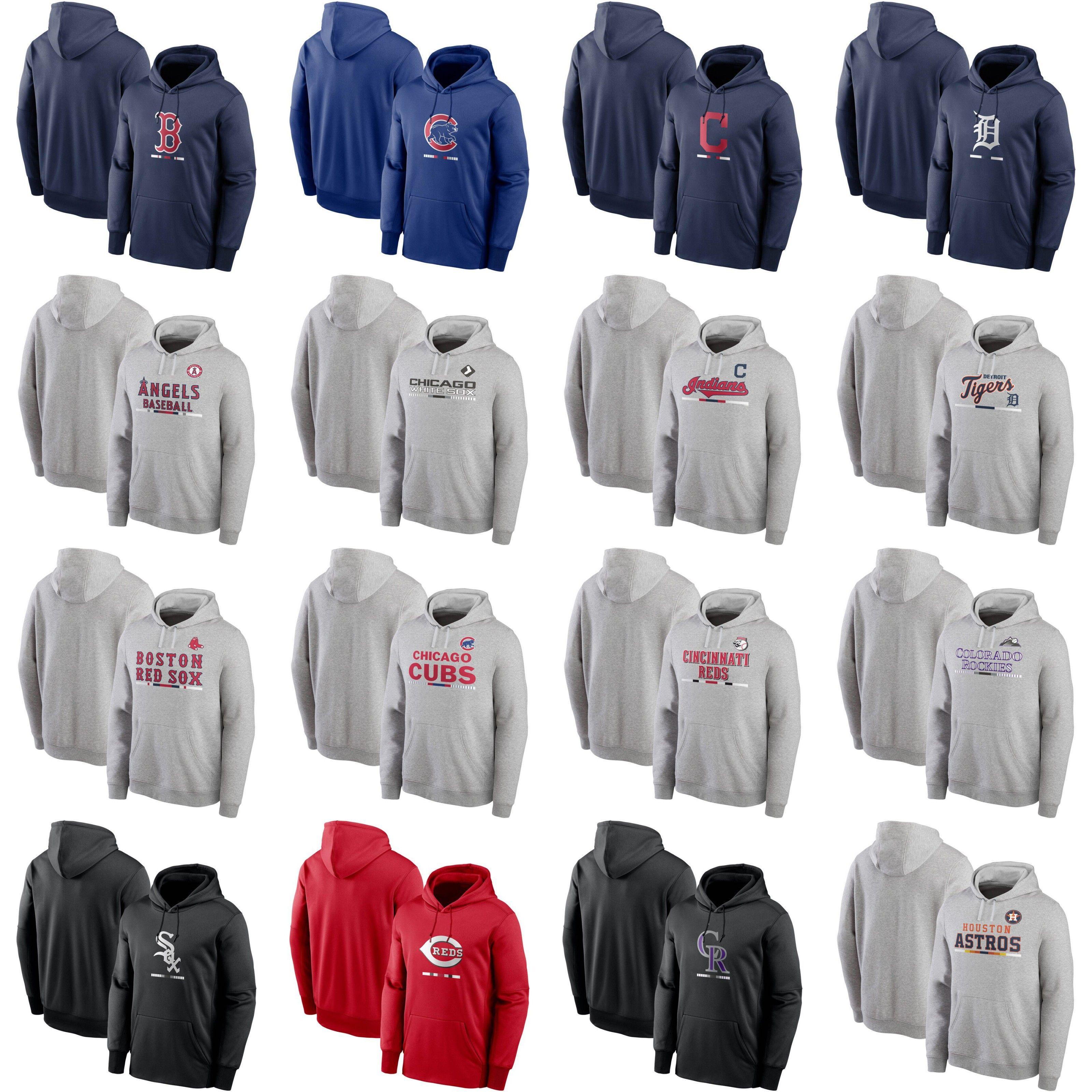 2020 New Season Legacy Performance Pullover Hoodie Long Sleeve Sweatshirts Mens Womens Youth Baseball Jerseys Free Shipping