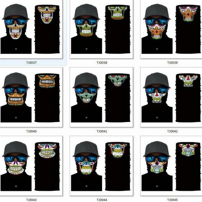 Açık Fonksiyonlu Sıcak Maskesi Saç Parti Maske Erkekler Sıcak Magic Kadınlar Bisiklet Bant Bandana Fular Sihirli Atkı qDcdE xhqhlady