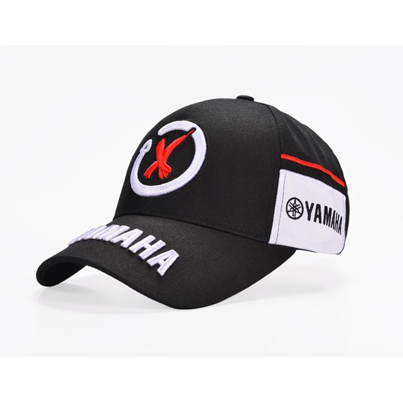 2018 Официальный MOTO GP Хорхе Лоренсо 99 Yamaha Cap хлопка высокого качества Baseball Cap Hat мотокроссу Регулируемое