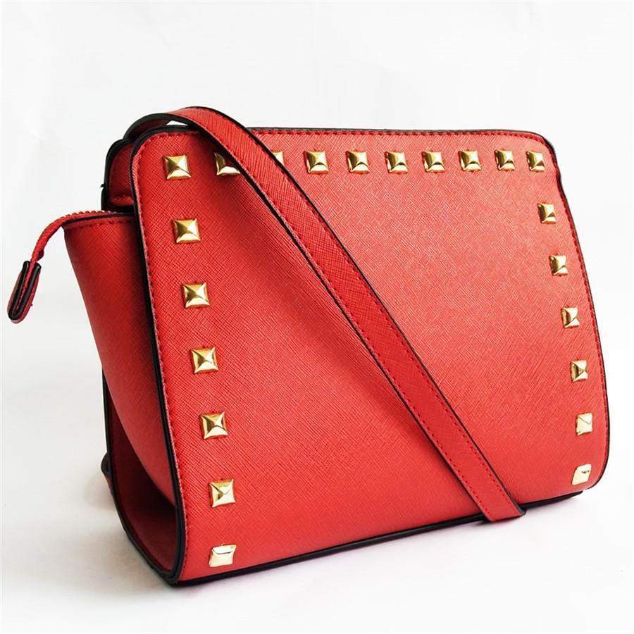 Womens Stripe Malha Bolsa de Ombro Composite Flor Burburry couro bolsa de moda feminina Rebites Composite Moda Rebites Saco Designers # 642
