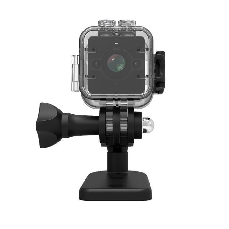 SQ12 Mini Camera Sensor Night Vision Camcorder Motion DVR HD 1080P Micro Waterproof Shell Sport Video Small