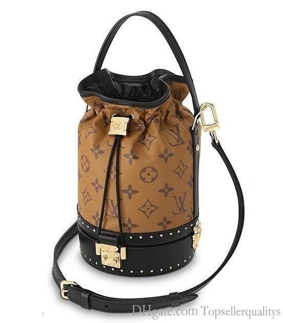 2019 2019 M43511 Petit Noe Trunk WOMEN HANDBAGS ICONIC BAGS TOP HANDLES SHOULDER BAGS TOTES CROSS BODY BAG CLUTCHES EVENING