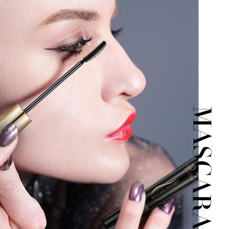 Fashion Women's Single Product Black Waterproof Makeup Eyelash Long Curling Mascara Eye Lashes Extension Rmel zsmw