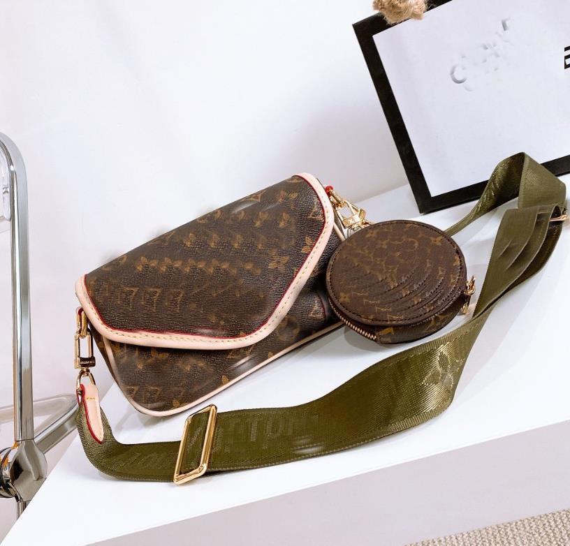 Marca sacos MULTI POCHETTE Acessórios 2020 novos pequenos ombro bolsa de marca cadeia saco de Crossbody bolsas de grife de luxo bolsas Moda feminina