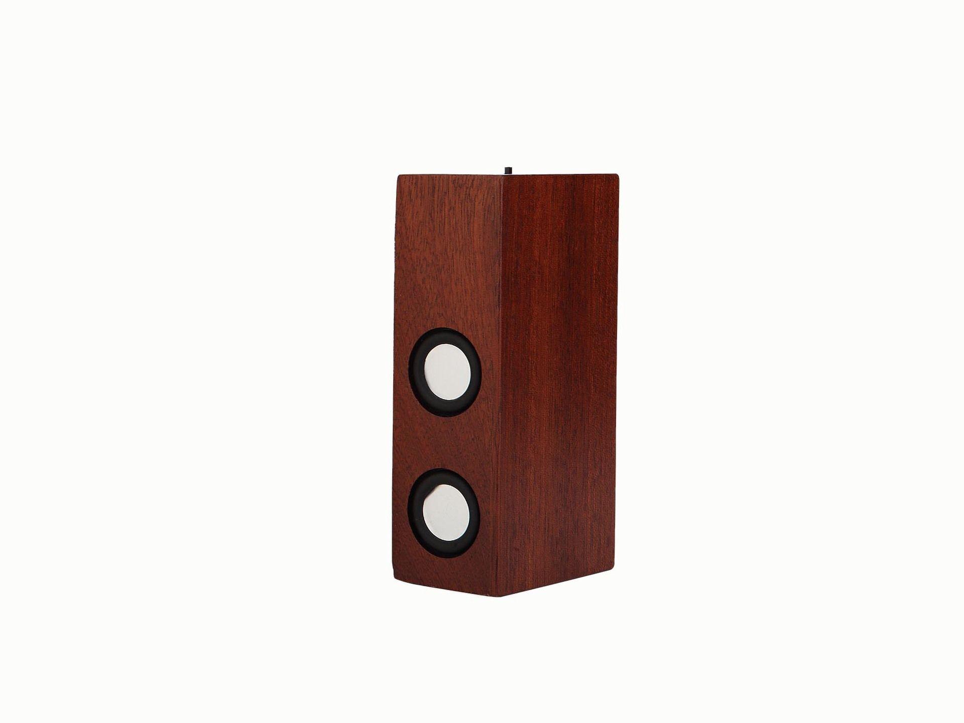 Qi Holz drahtlose Bluetooth-Lautsprecher Creative Desktop Multifunktions kabellose Induktions Lautsprecher mini klingen heiße Gegenstände