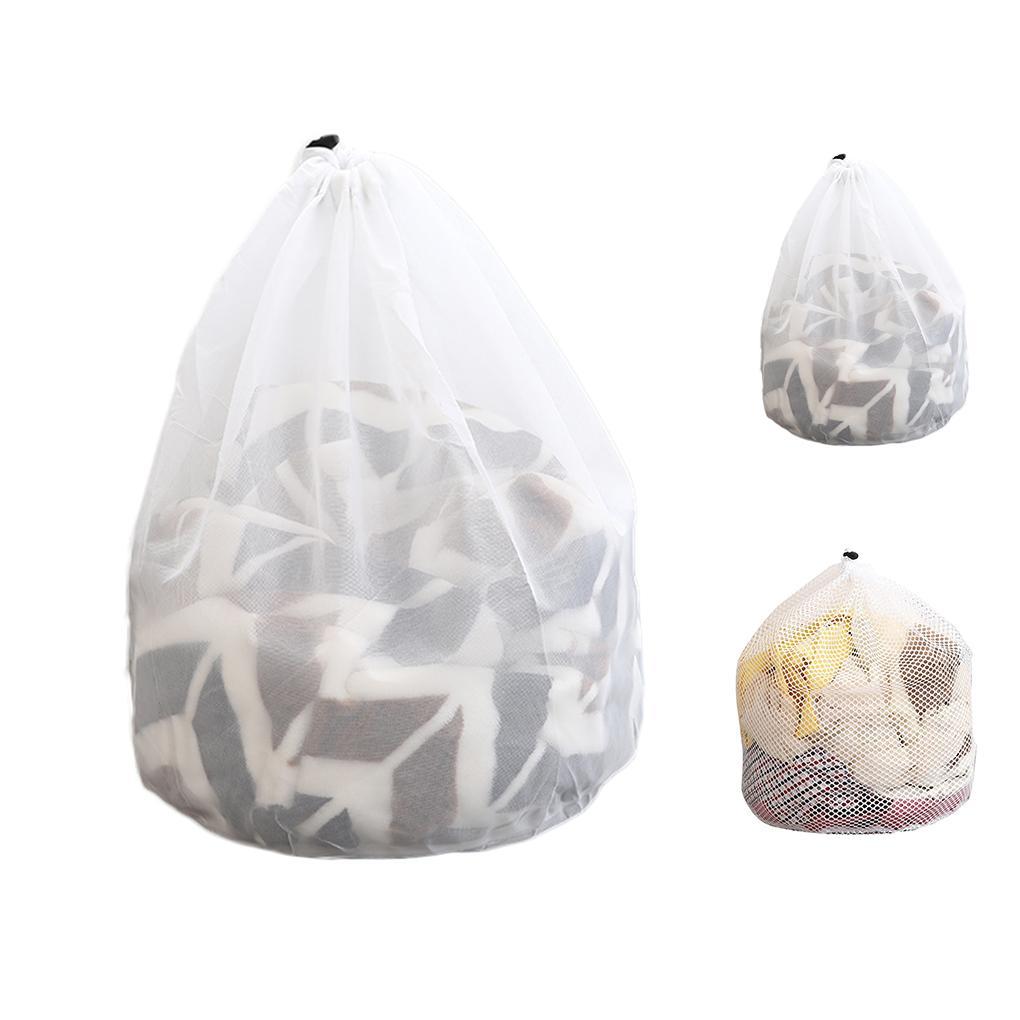 New Mesh Laundry Bags Delicates Travel Storage Organizer Bag Blouse Bra Stocking Underwear Clothing Washing Pouch Bag