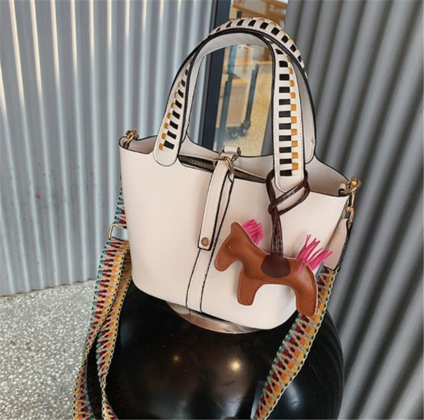 Designer tragbare Bucket Bag Mode Mutter Kind Taschen Tide Einzel-Schulter-Fashion5 PH-CFY2001123
