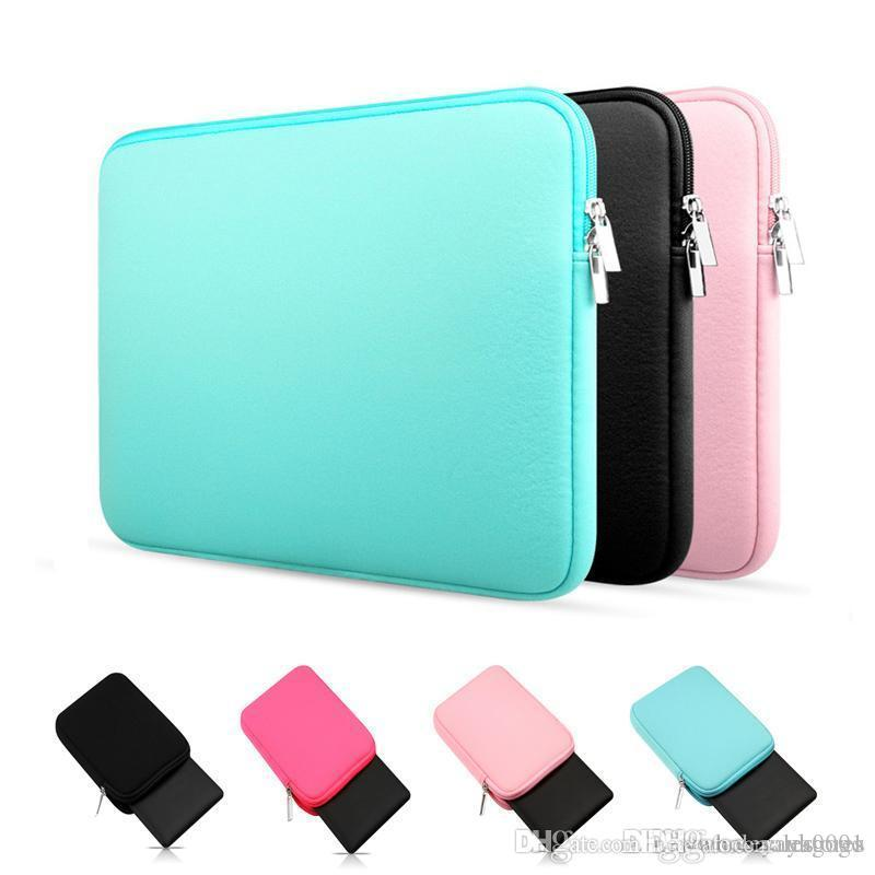 """6'' 7.9'' 9.7'' for ipad 2017 Tablet 11"""" 12'' 13"""" 14"""" 15"""" 15.6 Laptop bag Sleeve case cover for Macb"""