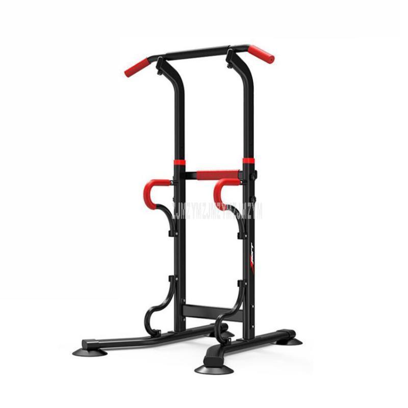Multifunzionale coperta Fitness Equipment barra orizzontale singolo / parallelo pull up bar Trainer corpo Buliding braccio indietro Esercizio