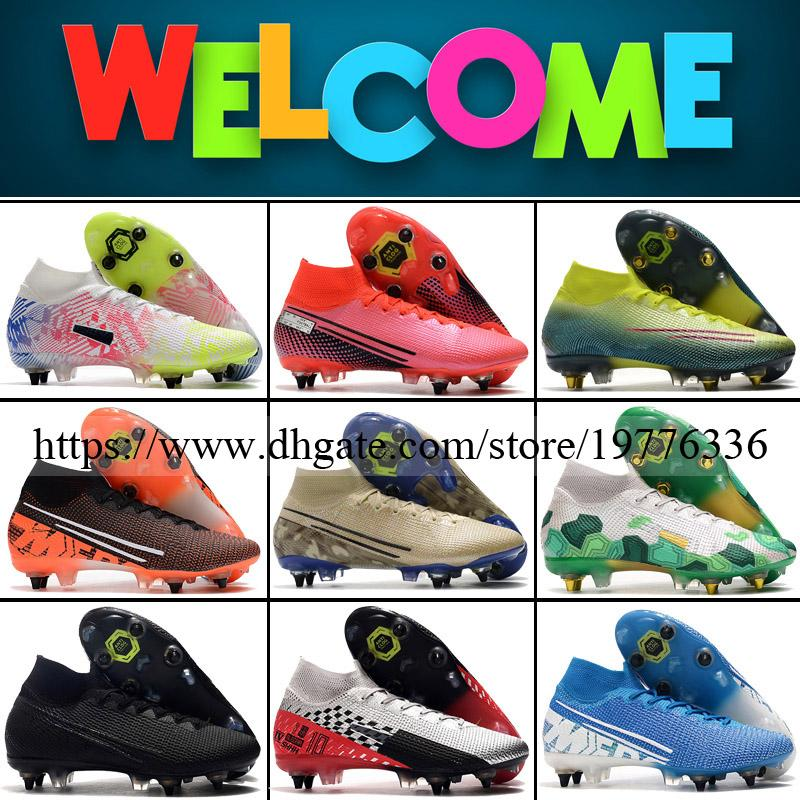 SG Spikes 2020 Mercurial Superfly VII 7