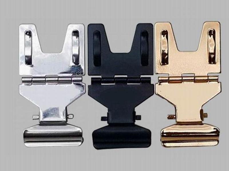 금속 POP 클립 서명 용지 카드 표시 가격 라벨 태그 프로모션 클립 홀더는 블랙, 실버, 골드 후크