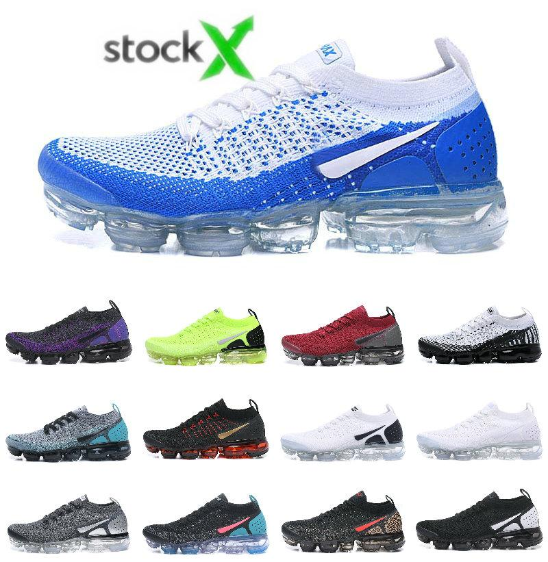 2020 Vapors Knit 2.0 Volt Air Fly 1.0 Mens rUNNING Sports Shoes Sneakers Safari CNY Red Orbit Women Breathable Shoes Maxes Size 36-45