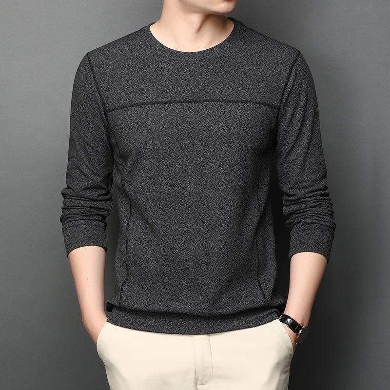 mens primavera 2020 abiti firmati di lusso e l'autunno nuova moda maglione uomini a maniche lunghe maglione girocollo pullover di colore solido