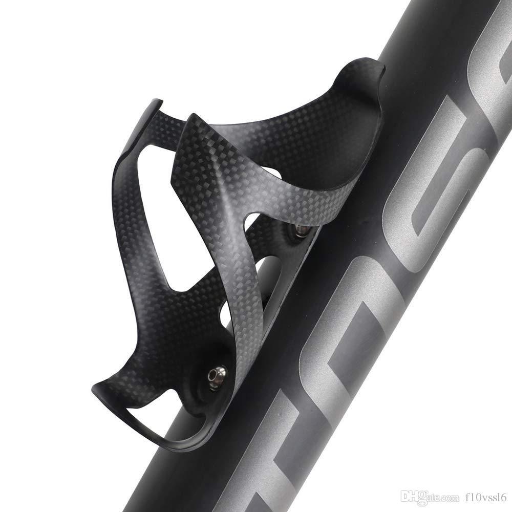 US Bike Water Bottle Cage Mountain Bicycle Carbon Fiber Bottle Holder Drink Rack