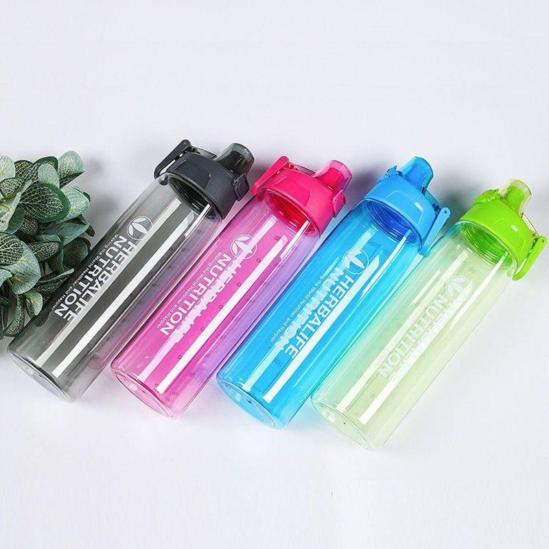 New Nutrition 24 Fit Herbalife 700ml classique boucle Top Shaker Sport Pratique bouteille d'eau